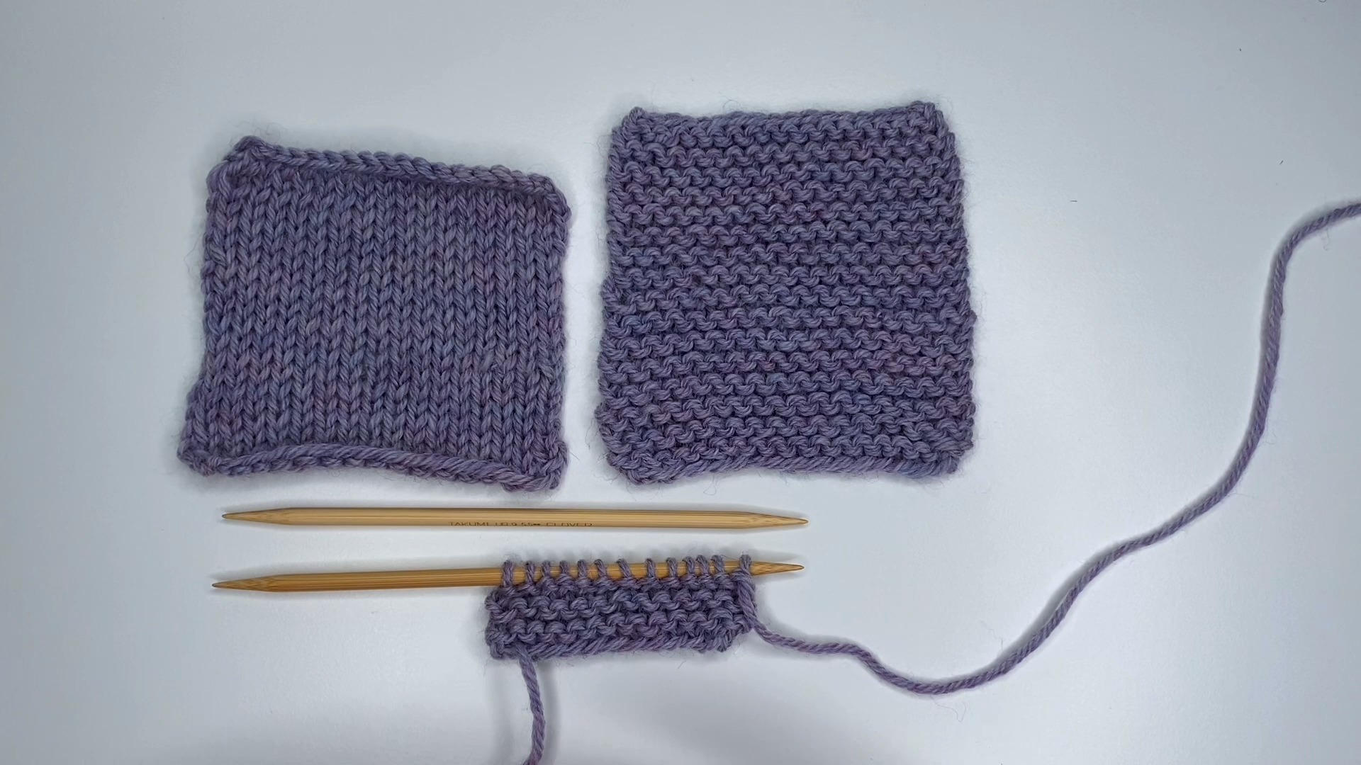 14-Day Learn to Knit Series: Day 4