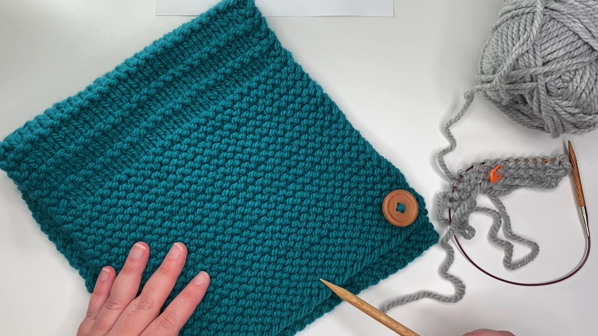 14-Day Learn to Knit Series: Day 11