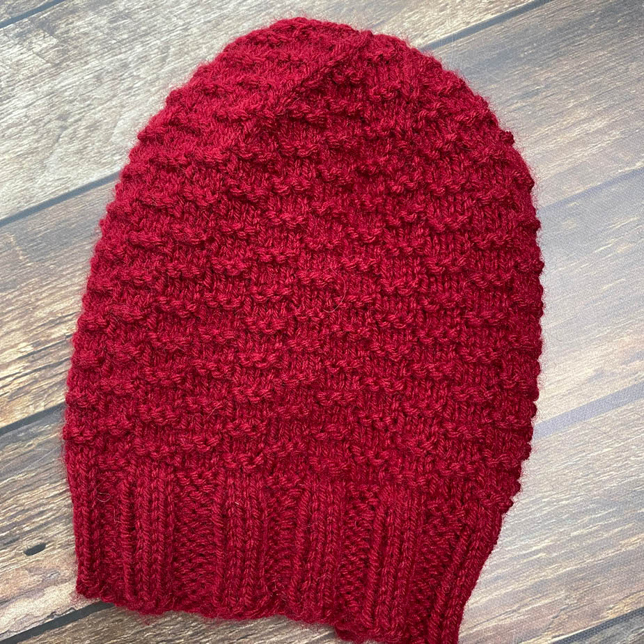 Knitting for a Cause - Hat Pattern