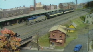 Model Train Layout Design on Dick Elwell's Hoosac Valley Railroad