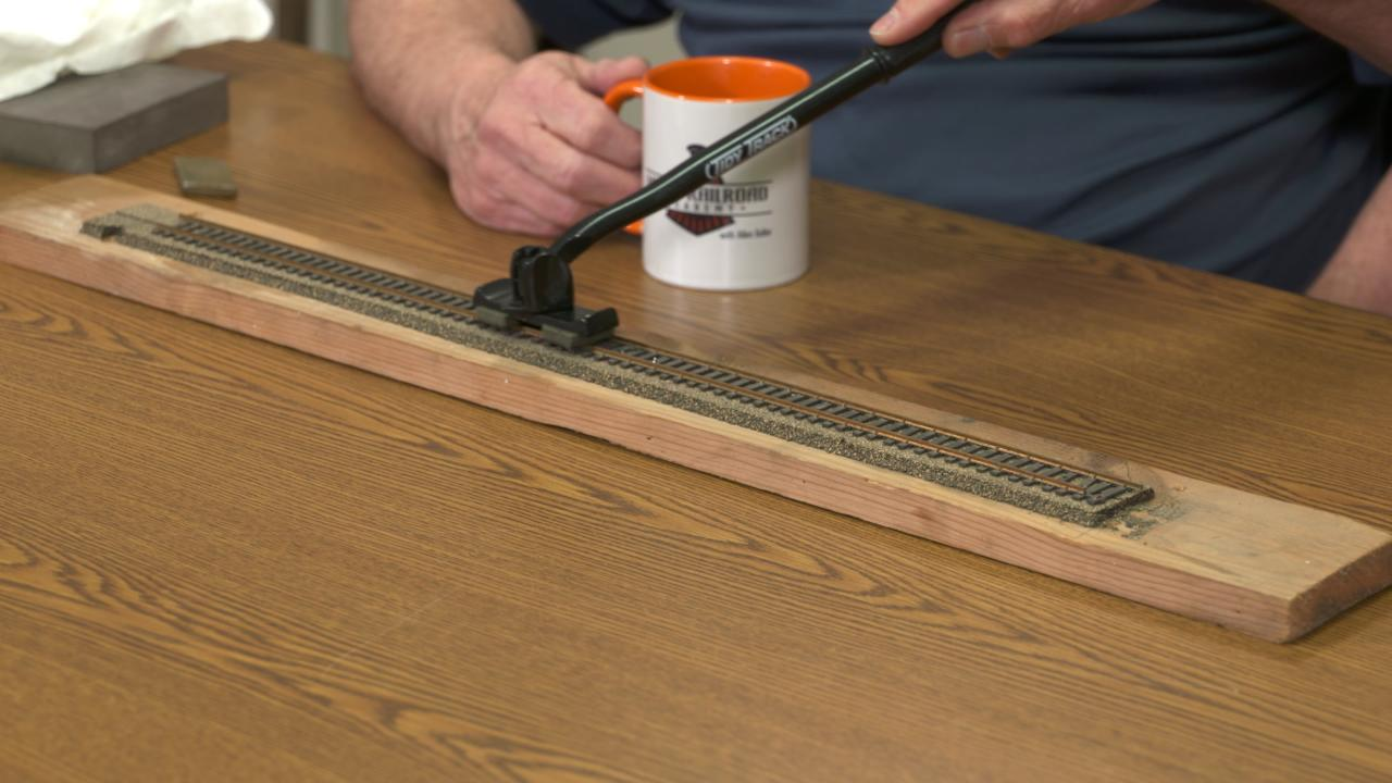 How to Clean Model Railroad Track: Cleaning Tips and Techniques