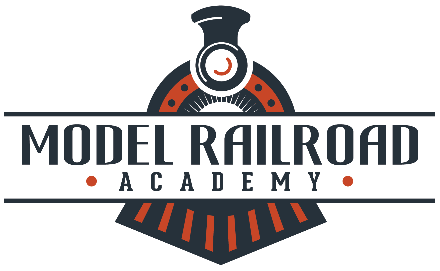 Model Railroad Academy Logo