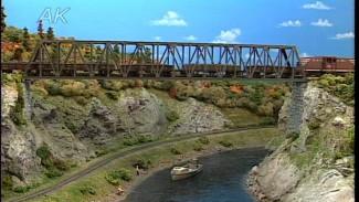Travelling Bob Hayden's Carrabasset & Dead River Railway