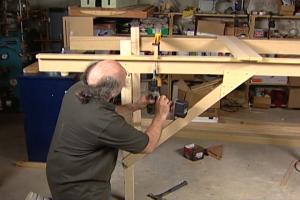 Building a Model Railroad Benchwork L-Girder