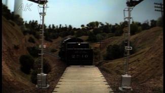 Travelling Chuck Hitchcock's Santa Fe Railway