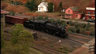 Exploring Operations on Chuck Hitchcock's Santa Fe Railway