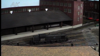 Chuck Hitchcock's Design and Inspiration for his HO Scale Layout