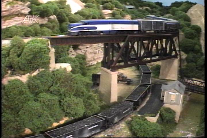 Model Railroader Spotlight  Tony Koester