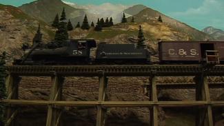 Model Railroad DCC Tools: Block Occupancy Detector
