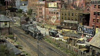 Introduction to the Franklin & South Manchester Layout