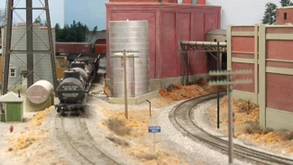 B&M New Hamshire Division and Layout Tour: The Towns of Wells and North Gorham