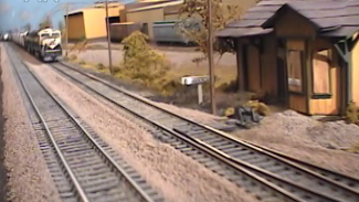 model railroad hobby