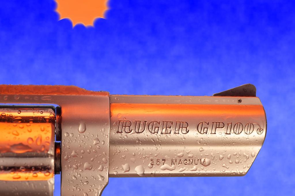 sweating-gun