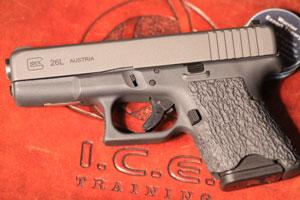 Image of a Glock 261 gun