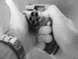 Reloading a Revolver