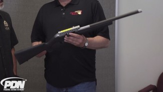 Magnum Research MLR-22 Semi-auto rifle