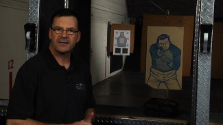Home Defense Handgun Drills at a TIR