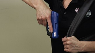 How to Draw From a Purse Holster