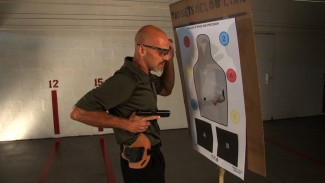 Handgun Draw for Close Quarters Shooting