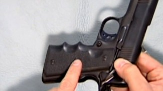 Handgun Grip Modifications