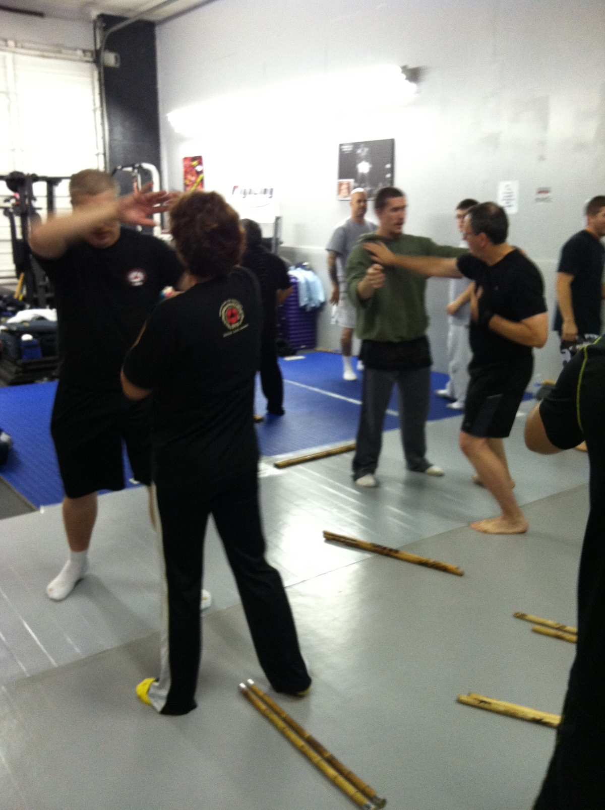 Blurred Lines: Unarmed Personal Defense Training for the Armed