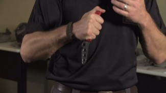 Knife Training and Knife Grips