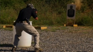 Ambush Response with a Carbine: Counter Ambush Training