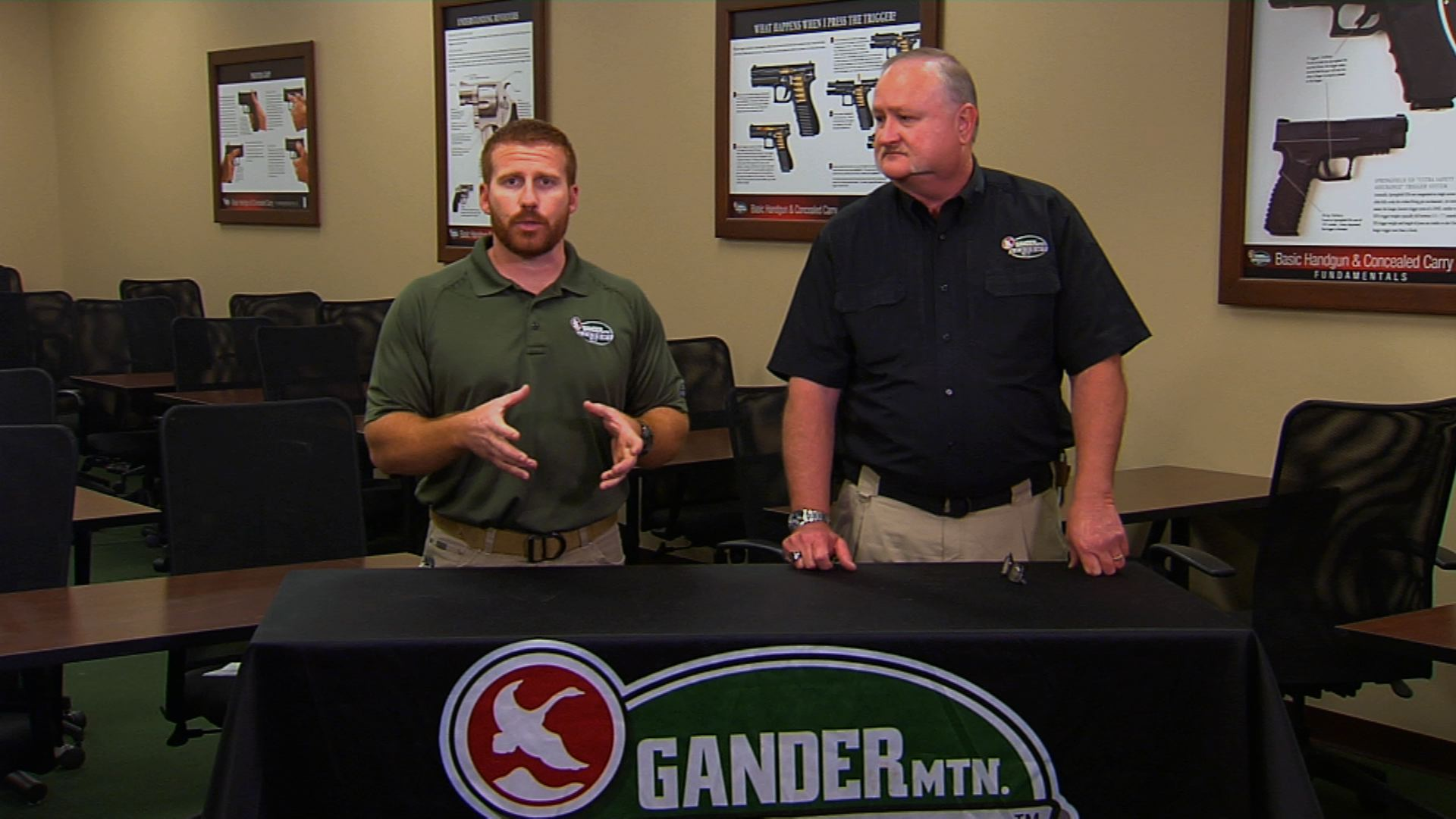 Defensive Training Impact on Health - Gander Mountain Training Academy