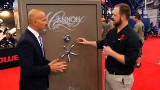 Cannon Safe EMP Lock