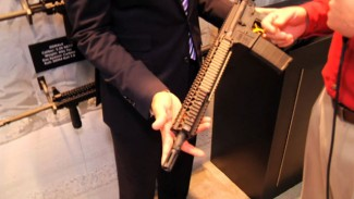 Integrated Suppressed Rifle (ISR) and the M4A1