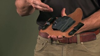 Advantages of Kydex and Leather Combination Holsters