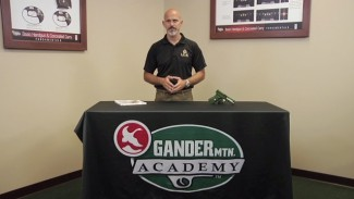 Gander Mtn Academy Training Process