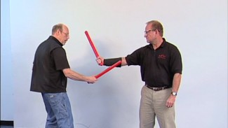 Utilizing A Stick In Your Defense
