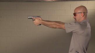 proper shooting stance