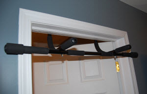 With the right fitness plan, a $29 door frame pull-up bar can go a long way to improving your physical preparedness.