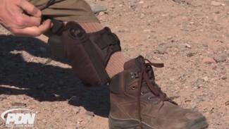 CrossBreed Ankle Holster Versatile Comfortable