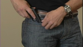 Concealed Carry with Pocket Holsters and Pistols