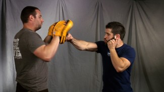 Krav Maga Self-Defense Striking