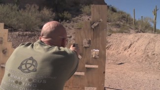 Firing Port Exercise: Pistol Shooting Positions