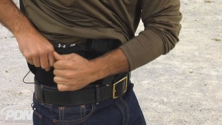 Modular Belly Band Holsters