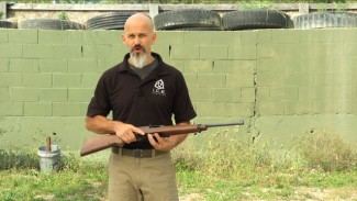 .22 Magnum Rifle for Home Defense