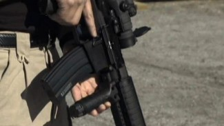 The 6.8 SPC Rifle