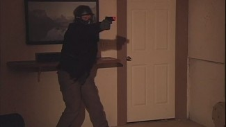 Encountering a Threat in Your Home
