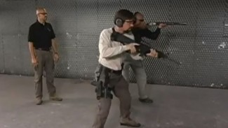 Drills with Long Guns and Pistols