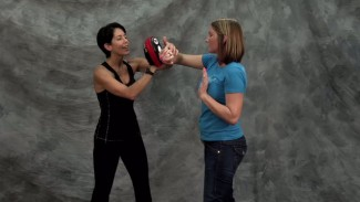 self-defense moves for women