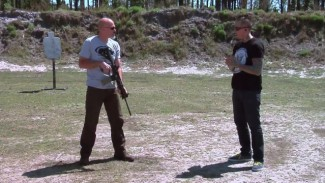Defensive Rifle Drills