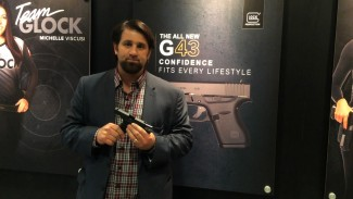 Product Review: Glock Model 43 9mm Pistol