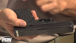 Handgun Modifications for Emergency Manipulations