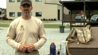 Gun Training in Hot Weather