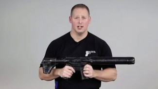 Making a Padded Training Firearm